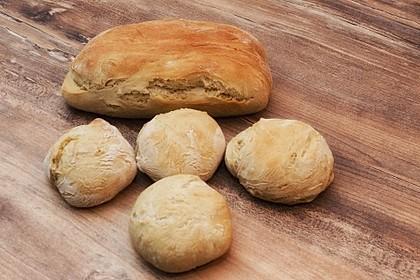 Brot und Brötchen schleifen 1