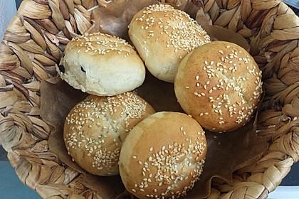 Brot und Brötchen schleifen