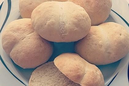 Brot und Brötchen schleifen 8