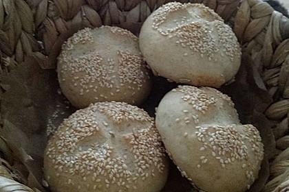 Brot und Brötchen schleifen 20