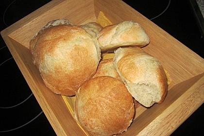 Brot und Brötchen schleifen 18