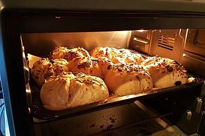 Brot und Brötchen schleifen 29