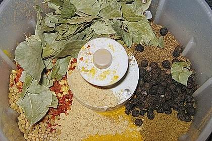 Curry - Gewürzmischung 4