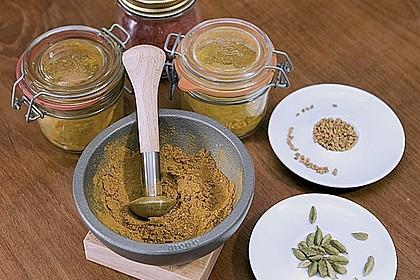 Curry - Gewürzmischung