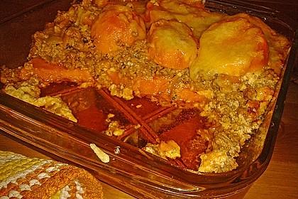 Süßkartoffel-Auflauf mit Hackfleisch 44