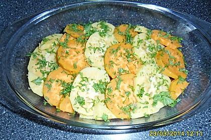 Süßkartoffel-Auflauf mit Hackfleisch 37