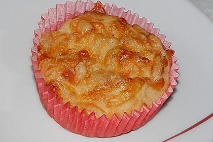 Käse - Zwiebel - Muffins