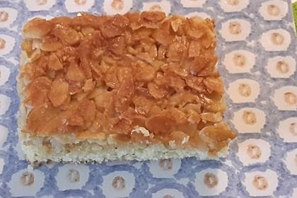 Butter - Mandel - Kuchen 11