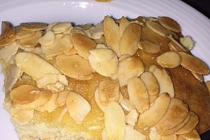 Butter - Mandel - Kuchen 7