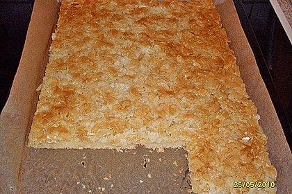 Butter - Mandel - Kuchen 6