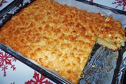 Butter - Mandel - Kuchen 9