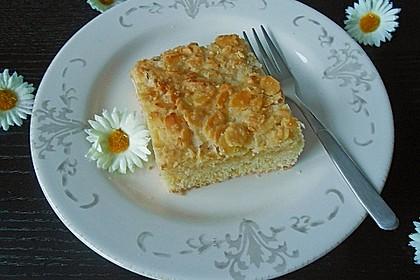 Butter - Mandel - Kuchen 4