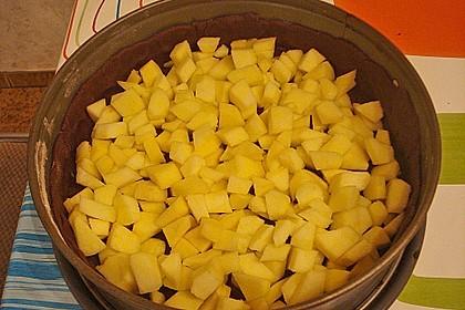 Apfel - Schmand - Kuchen 13
