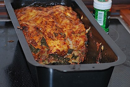 Grünkohl-Lasagne 0