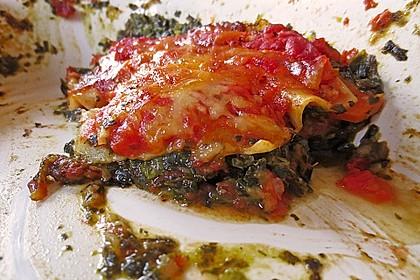 Grünkohl-Lasagne 4