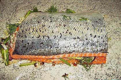 Gebeizter Lachs 5