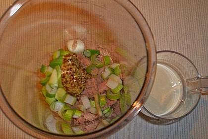 Thunfisch - Sandwich - Aufstrich 1