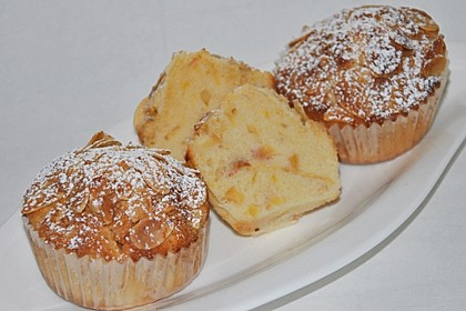 Apfel - Muffins 1