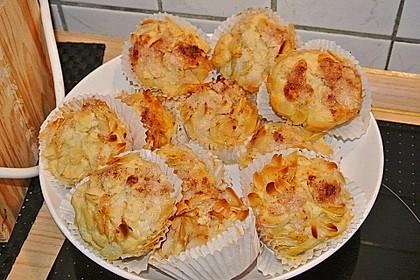Apfel - Muffins 11