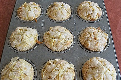 Apfel - Muffins 5
