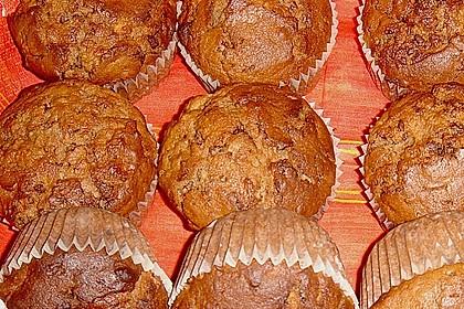 Apfel - Nougat - Muffins 13