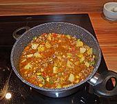 Bunter Fleisch-Kartoffel Topf - Bauerneintopf (Bild)