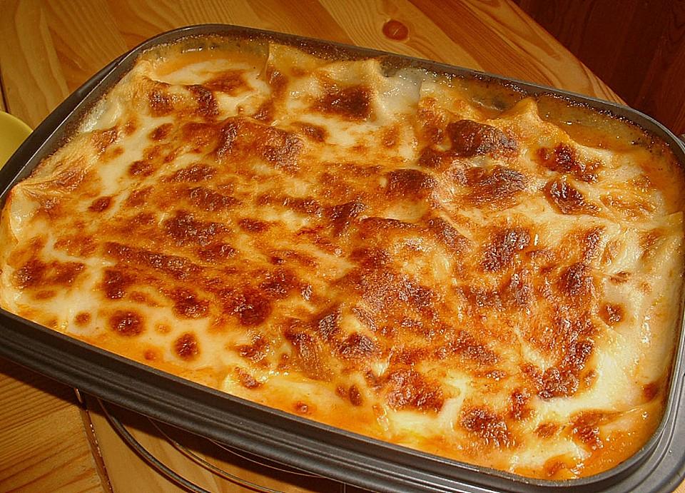 gem se lasagne rezept mit bild von pinocchio13. Black Bedroom Furniture Sets. Home Design Ideas