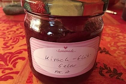Weihnachtliche Glüh - Kirsch - Marmelade 9
