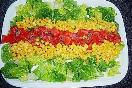 Schneller Salat mit Thunfisch 7