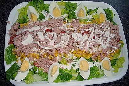 Schneller Salat mit Thunfisch 0