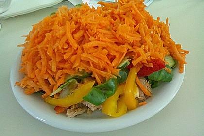 Schneller Salat mit Thunfisch 5