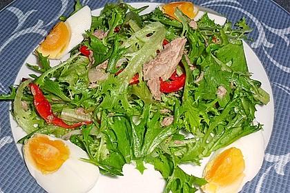 Schneller Salat mit Thunfisch 2