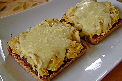 Sauerkraut - Brot