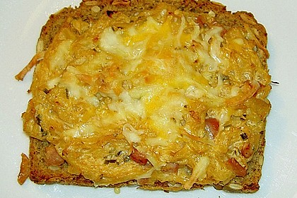 Sauerkraut - Brot 2