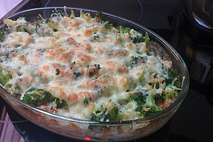 Brokkoli - Auflauf 9