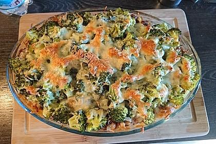 Brokkoli - Auflauf 5