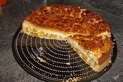 Bienenstich Apple Pie 60