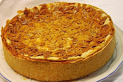 Bienenstich Apple Pie 1
