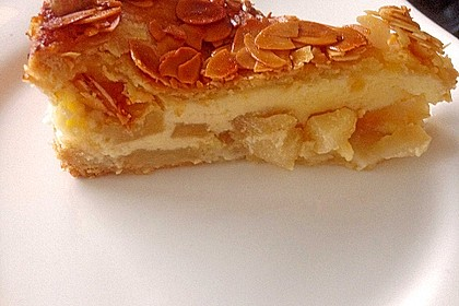 Bienenstich Apple Pie 50