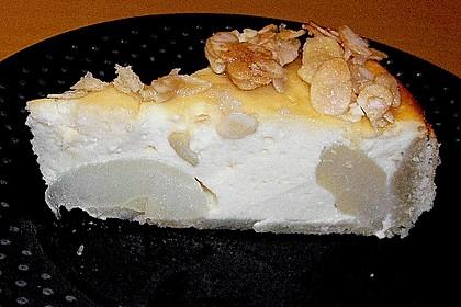 Birnen - Karamell - Käsekuchen 63