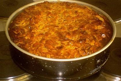 Birnen - Karamell - Käsekuchen 92