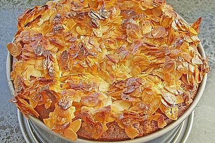 Birnen - Karamell - Käsekuchen 35