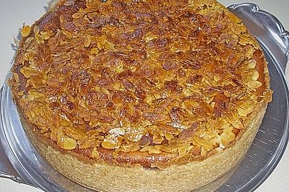Birnen - Karamell - Käsekuchen 50