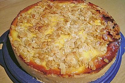 Birnen - Karamell - Käsekuchen 70