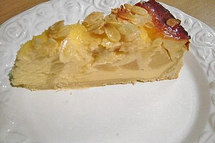 Birnen - Karamell - Käsekuchen 76