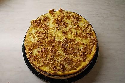 Birnen - Karamell - Käsekuchen 29