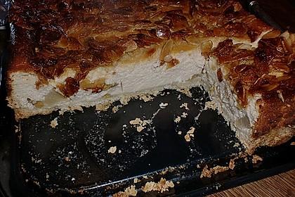 Birnen - Karamell - Käsekuchen 69