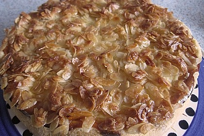 Birnen - Karamell - Käsekuchen 49