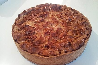 Birnen - Karamell - Käsekuchen 38