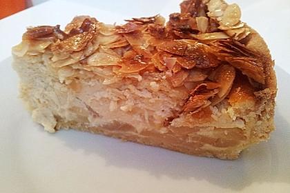 Birnen - Karamell - Käsekuchen 45